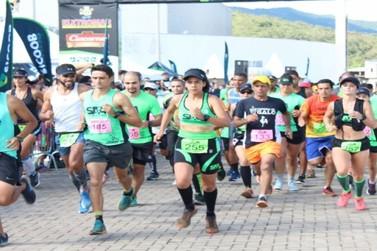 Esportes radicais agitaram o final de semana em Mariana