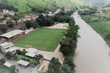 Estádio Papão do Beira-Rio é reaberto em Barra Longa