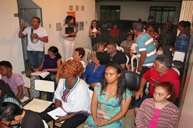 Reunião debate cancelamento de linhas de ônibus que atendem Passagem de Mariana