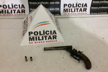 Autor de homicídio é encontrado e preso em zona rural de Mariana