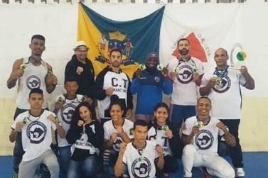 Equipe mineira é vice campeã do 12º Campeonato Brasileiro de Esportes de Contato
