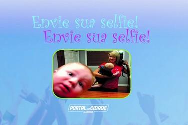 Faça sua homenagem e envie um 'selfie' com a sua mãe para o Portal da Cidade