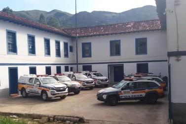 Homem é preso por furto de som automotivo no Centro de Mariana