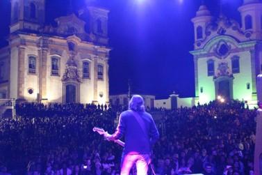 Shows na Praça Minas Gerais marcam programação do Festival Mariana Viva