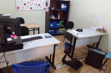 Unidade de Saúde do Centro tem atendimento suspenso após ato de vandalismo