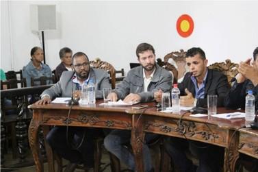 Câmara de Mariana discute situação carcerária