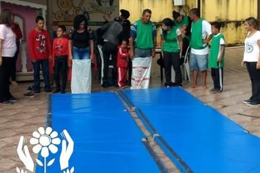 Projeto APAExonados pelo esporte em Mariana