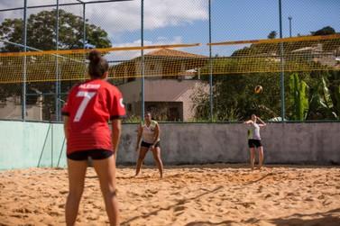 Torneio de Vôlei movimenta fim de semana em Mariana