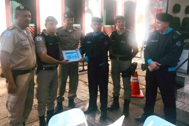52º Batalhão recebe visita técnica de comitiva da Polícia Militar do Ceará
