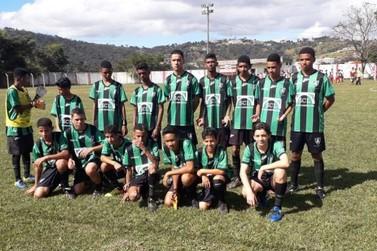 Alunos da Escola do América de Mariana participam de campeonato fora da cidade
