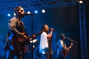 Banda Melim iniciou as comemorações dos 323 anos de Mariana