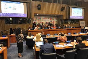 LBV contribui com debate na ONU sobre inclusão e igualdade