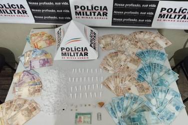 Mulher é presa por tráfico de drogas pela Polícia Militar em Mariana