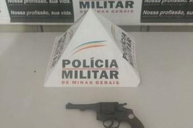 Autor de homicídios é preso pela Polícia Militar em Mariana