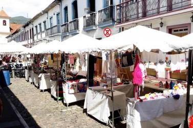 Mariana promove shows e feiras na Rua Direita neste fim de semana