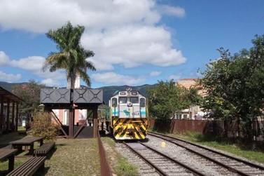 Trem da Vale tem descontos para pais e estudantes no mês de agosto