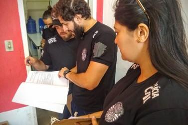 3° Fase da Operação Curupira é realizada pela Polícia Civil em Mariana