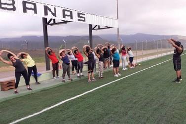 Arena Badaró recebe várias práticas esportivas