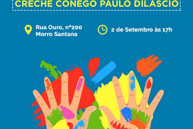 Prefeitura de Mariana inaugura Creche Cônego Paulo Diláscio nesta segunda, 02