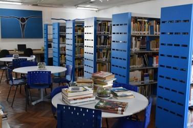 Biblioteca Murilo Rubião da FAOP oferece serviços gratuitos à comunidade