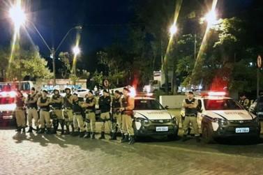Polícia Militar apreende drogas durante operações de combate ao crime em Mariana