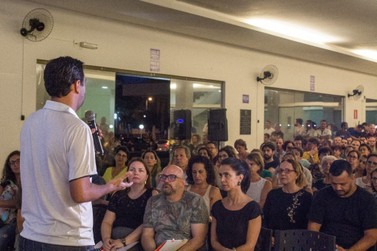 """Audiência Pública em Mariana aprova a revitalização do """"Jardim"""""""