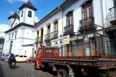 Confira os dias e horários da Coleta Seletiva em Mariana