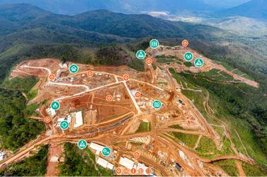 Obras do reassentamento de Paracatu de Baixo podem ser vistas em passeio virtual