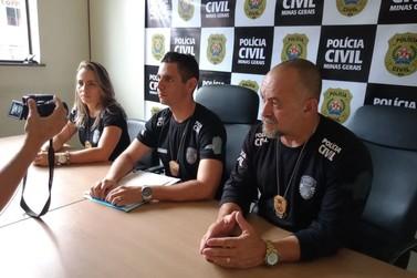 Polícia Civil prende suspeito de estupro de vulnerável em Ouro Preto