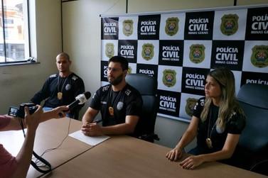 Polícia Civil prende suspeitos de crimes violentos e contra mulher em Ouro Preto