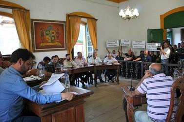 Vereadores aprovam Plano de Cargos dos Guardas Civis Municipais de Mariana
