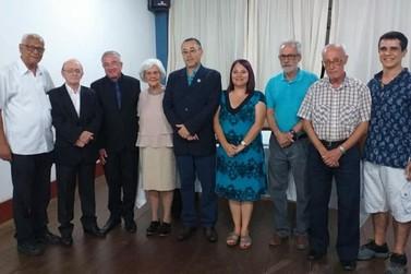 Academia Marianense de Letras elege nova diretoria