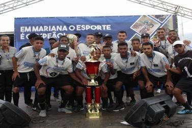 Copa Cabanas celebra sua final na Arena Badaró