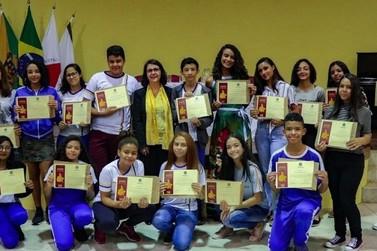 UFOP encerra em Mariana as premiações do Concurso de Redação dos 50 anos