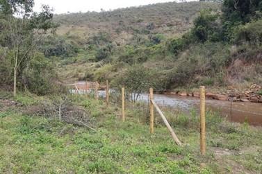 Fase VIII da Operação Watu é realizada ao longo do Rio Gualaxo