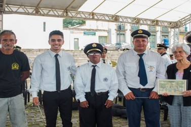Praça da Sé celebrou o primeiro Banda na Praça de 2020