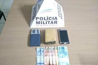 Suspeitos são presos por tráfico em Mariana