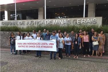 Julgamento no TJMG é acompanhado por vítimas da barragem de Fundão, de Mariana