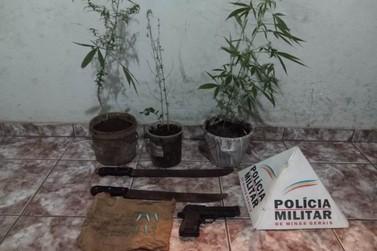 Menor é apreendido por tráfico de drogas em distrito de Mariana