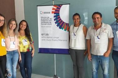 Palestra discute sobre áreas de proteção ambiental de Mariana