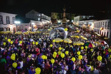 Pré-Carnaval de Ouro Preto agita o fim de semana