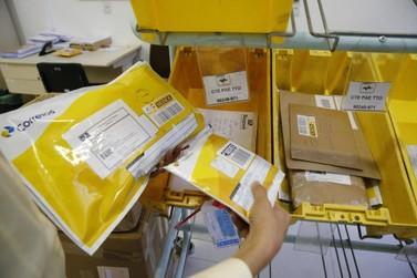 Correios lança opção de entrega de encomendas no vizinho