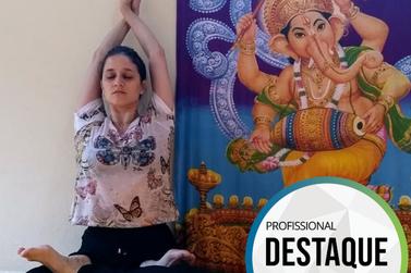 Quer evitar o sedentarismo na quarentena? Pratique Yoga pelo WhatsApp