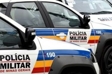 Polícia Militar deflagra Operação Batida Policial e apreende submetralhadora