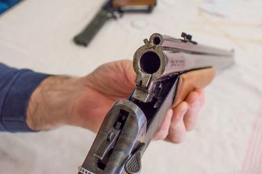 Polícia Militar prende homem por posse ilegal de arma em Diogo de Vasconcelos