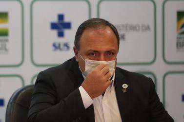 General Eduardo Pazuello assume a pasta da Saúde