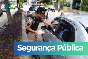 Polícia Militar realiza megaoperação policial em todo o estado