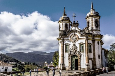 Ouro Preto celebra aniversário de 309 anos