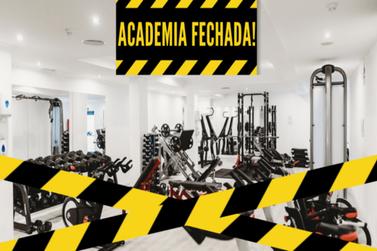 Academias são fechadas em Mariana após recomendação do MP