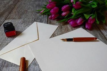 Concurso Internacional de Redação de Cartas é cancelado
